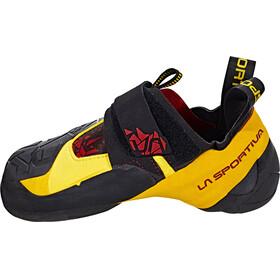 La Sportiva Skwama - Pies de gato - amarillo/negro